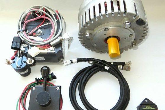EcoDrive budget electric motor