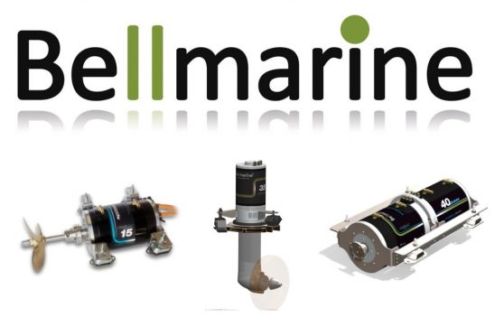 Electric boat motor - Bellmarine