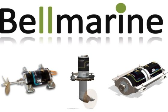 Electric boat motor - Bellmarine