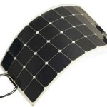 Solar Panels for boats - Shine solar - 100W Flexible solar panel