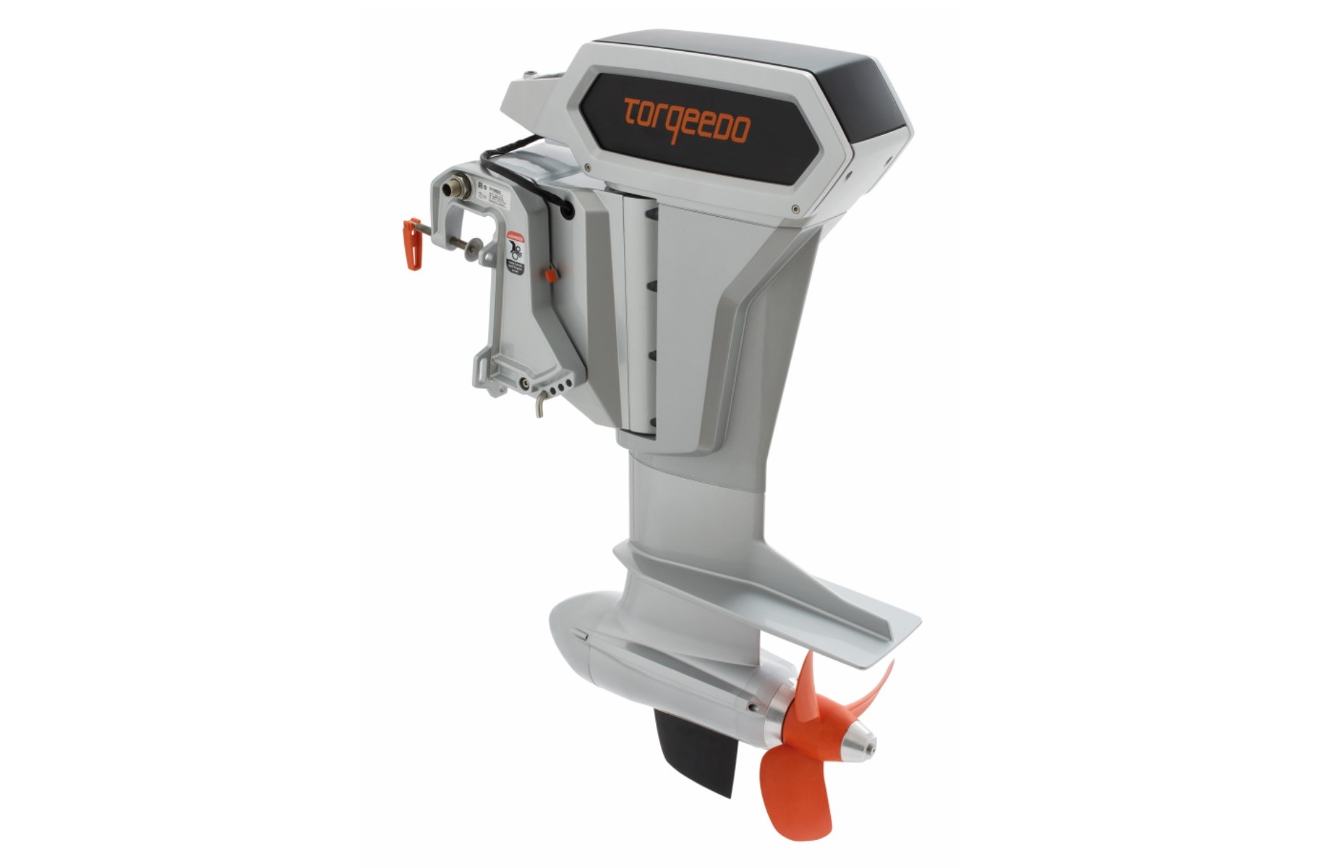 Electric outboard motor - Torqeedo Cruise 10