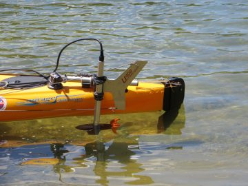 Kayak motor - Torqeedo Ultralight 403