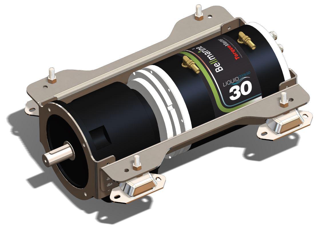 Bellmarine Torquemaster Ultimate Inboard Motor Eco