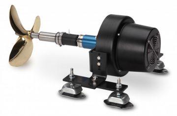 electric inboard motors for small boats - Bellmarine drivemaster classic