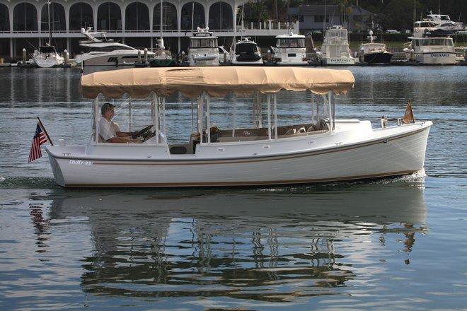 Duffy 22 Cuddy Cabin Shop Electric Boats Eco Boats