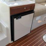Duffy 22' Cuddy Cabin - interior fridge