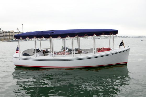Electric Boat - Duffy 22' Bay Island