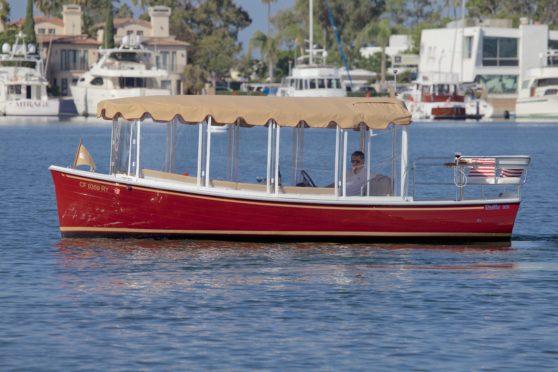 Duffy 22' Sun Cruiser