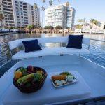 Duffy 22' Sun Cruiser - sun deck