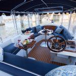 Duffy 18' Snug Harbour - interior