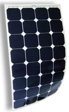 Marine solar panels - SP Solbian Flexible solar panels