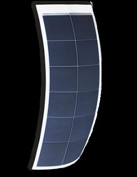 Marine solar panels - All In One Solbian Flexible solar panels