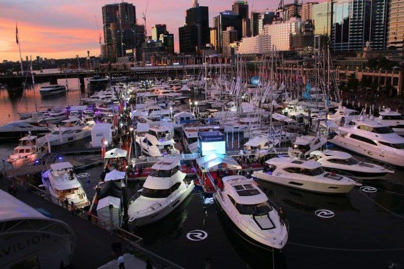 2017 Sydney Boat Show