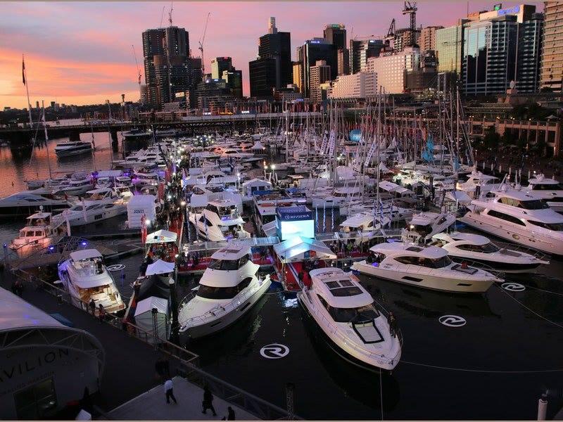 2017 Sydney Boat Show