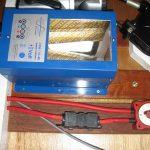 Battery bank: Lead-Acid 8.0kW/hrr