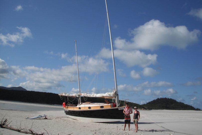 Electric inboard, Torqeedo Cruise 4.0 on a timber sailboat