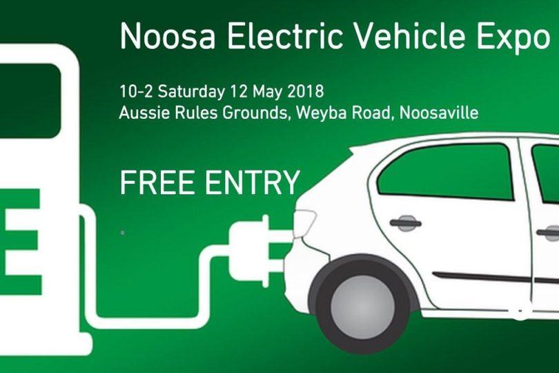 Noosa Electric Vehicle Expo