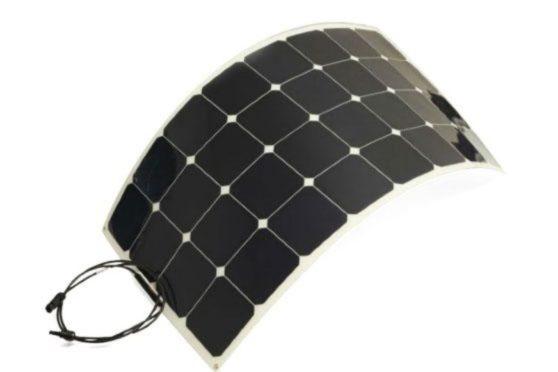 Flexible solar panels - Shine