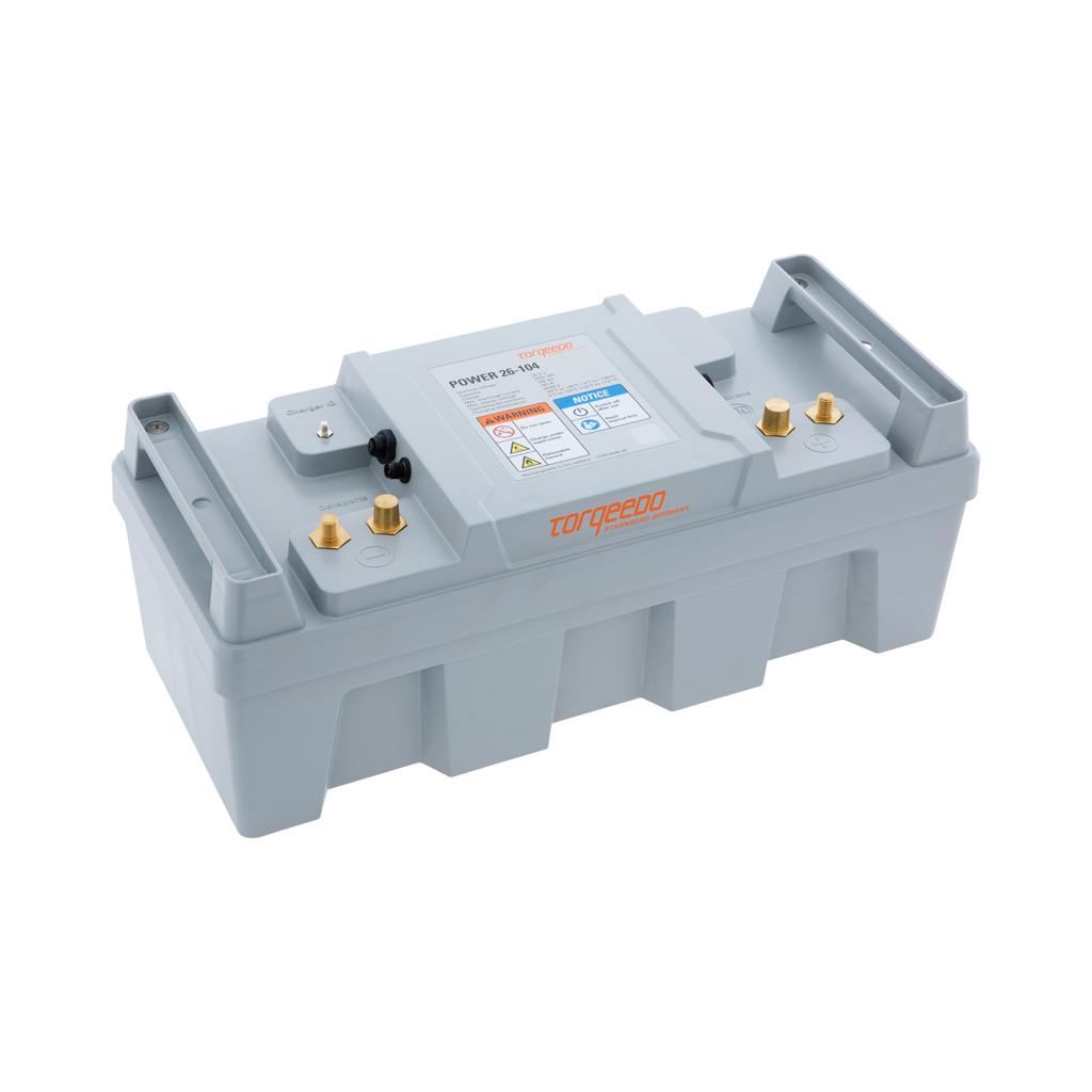 Marine battery - Torqeedo battery