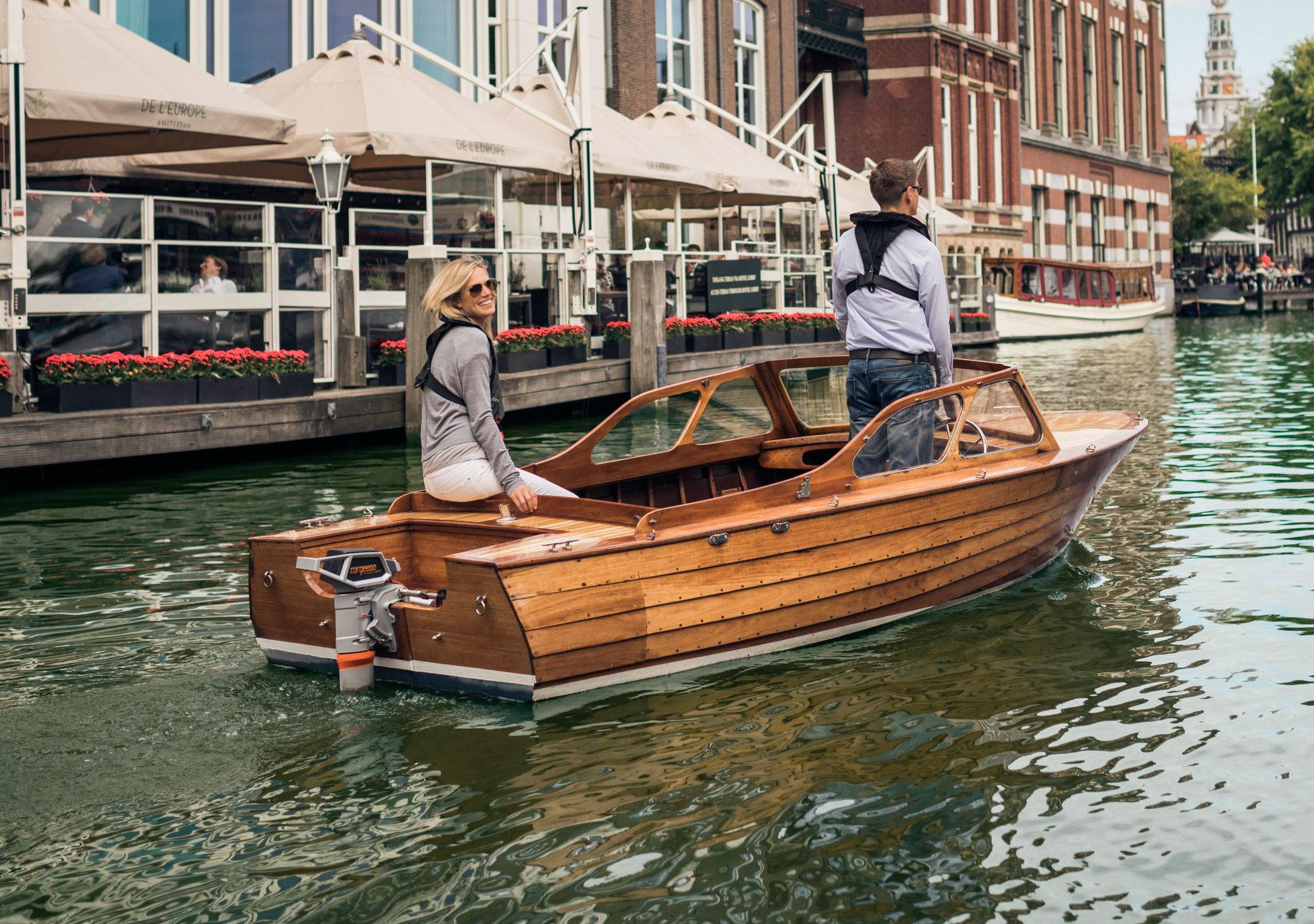 Torqeedo Cruise 2 0 4 0 Electric Outboard Motor Eco