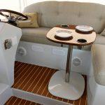 Duffy 22' Cuddy Cabin - interior