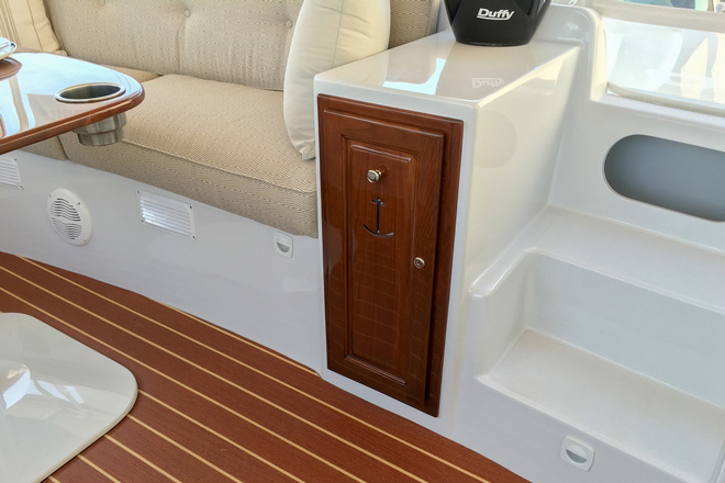 Duffy 22 Cuddy Cabin Shop Electric Boats Eco Boats