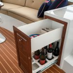 Duffy 22' Bay Island - interior