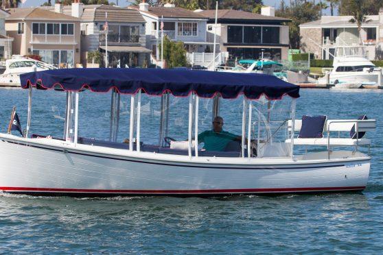 Electric Boat - Duffy 22' Sun Cruiser