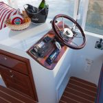 Duffy 22' Sun Cruiser - interior