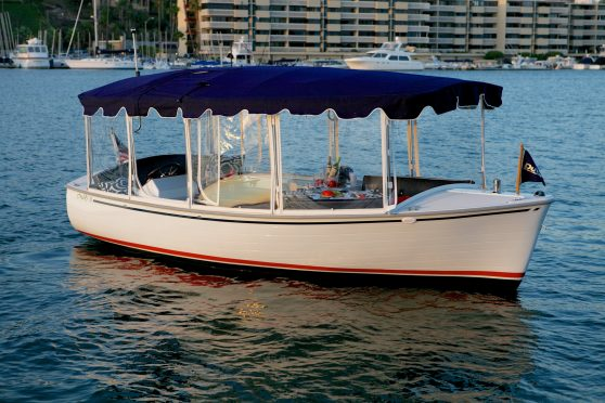 Electric Boats - Duffy 18' Snug Harbor