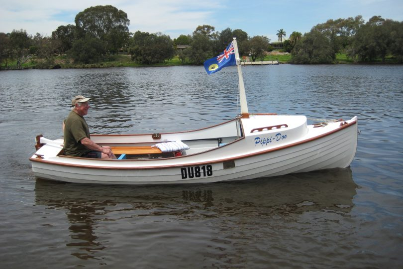 Timber Putt Putt Discovers Electric Propulsion In Perth
