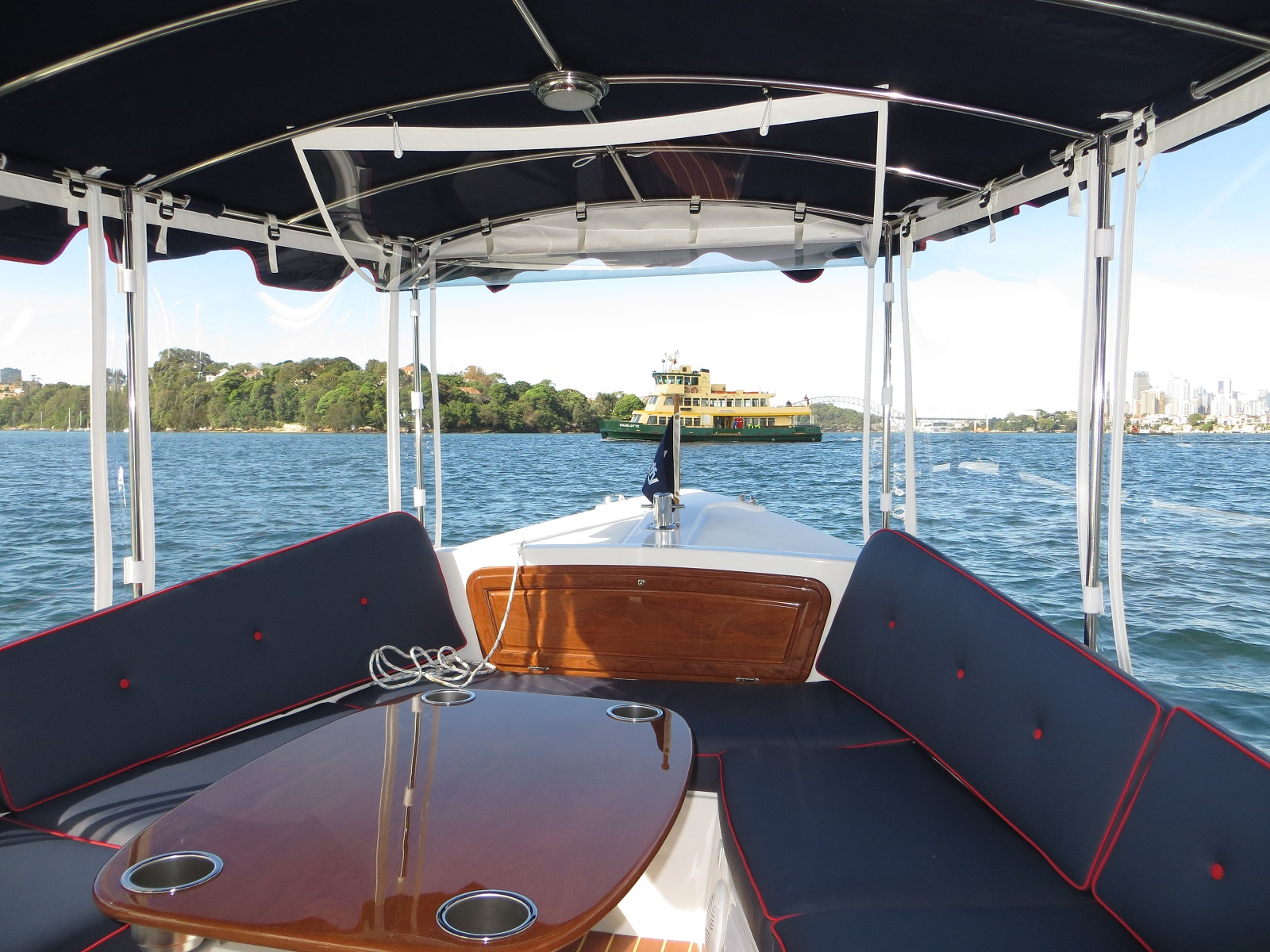 New Duffy 22 Suncruiser Launches In Australia Eco Boats