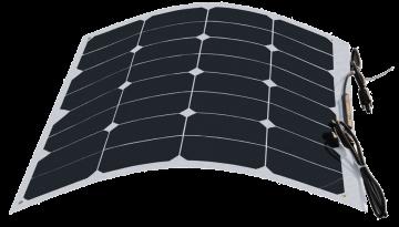 Solar Panels for boats - Shine flexible solar panel