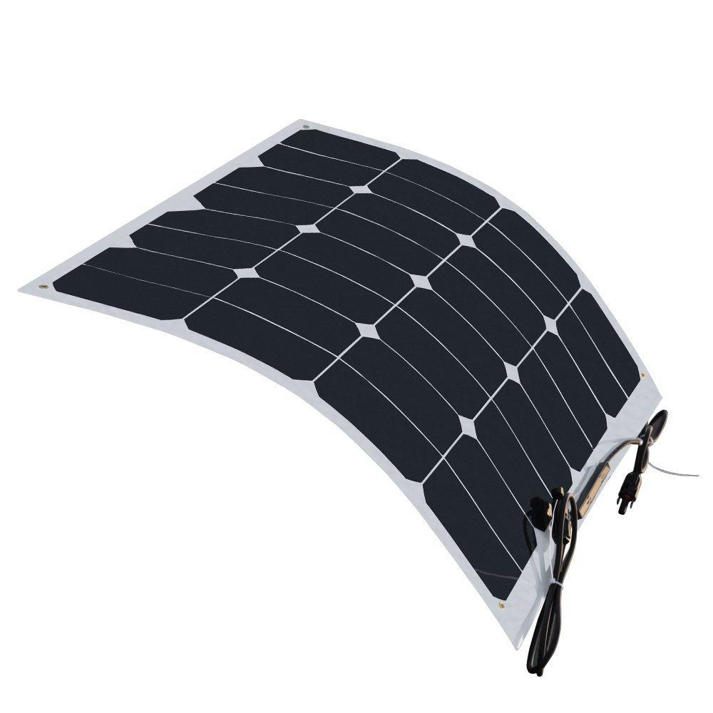 Solar Panels For Boats Shine Flexible Solar Panel Eco