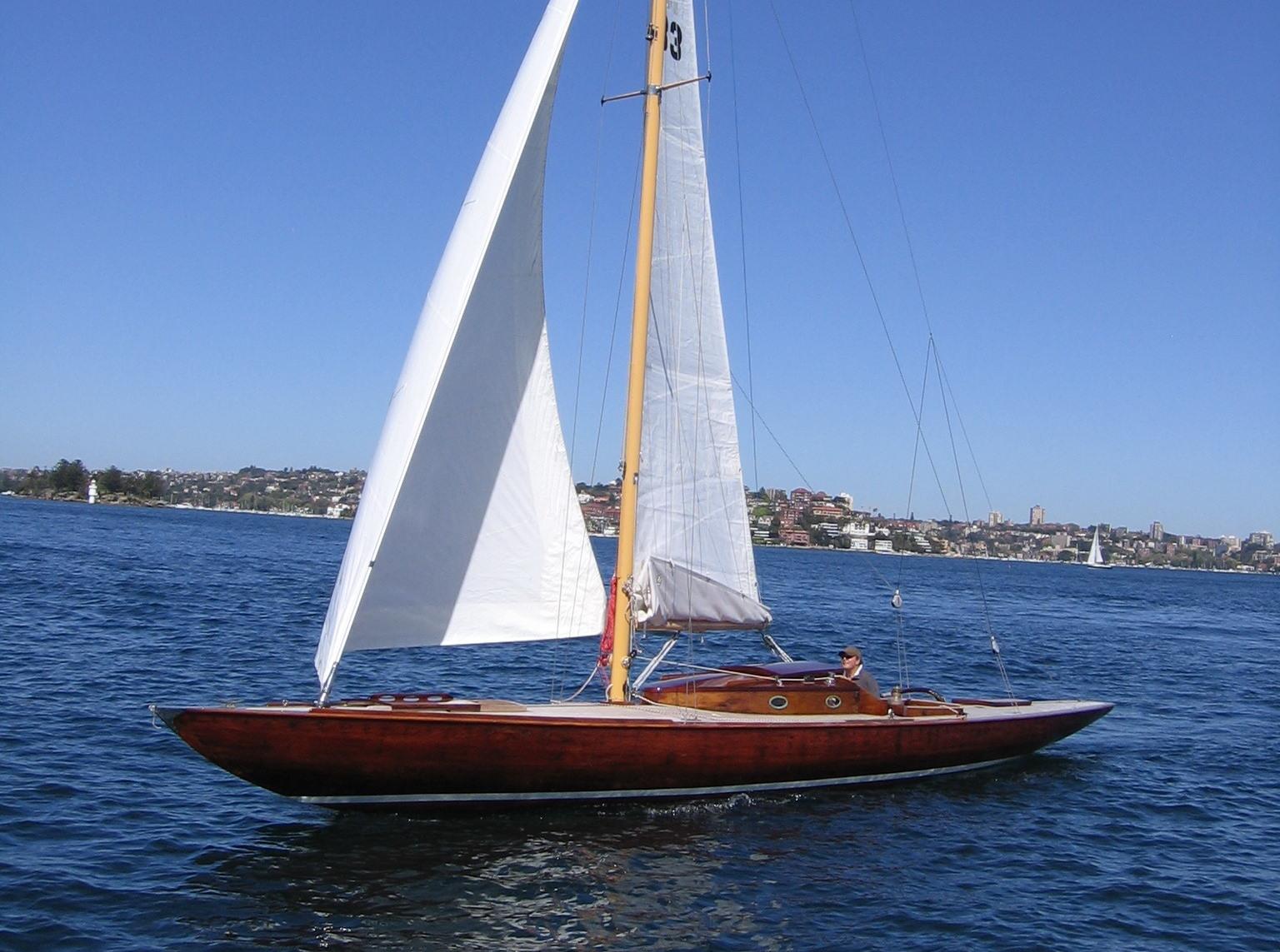 30sqm Classic Racing Yacht Eco Boats