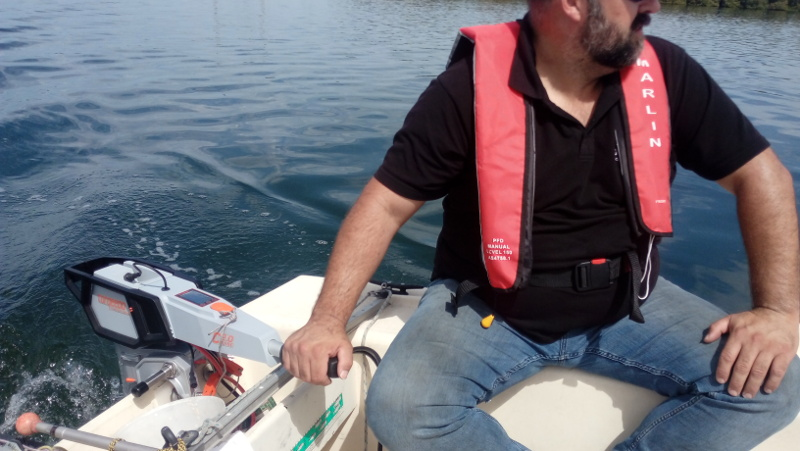 Torqeedo Cruise 2.0 review - demonstration