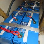 Batteries for Bellmarine Sailmaster Eco Line