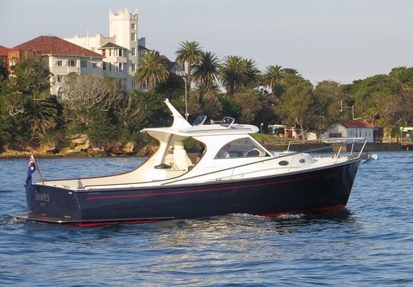 New Duffy 22 Bay Island Electric Boat Launches In Australia