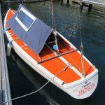 Fiberglass / Yngling Open Racing Yacht