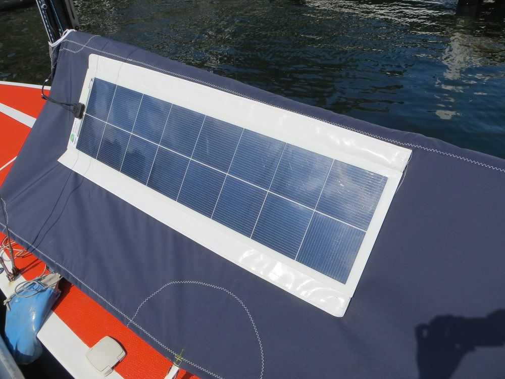 Flexible Solar Panels Eco Boats Australia Buy From The
