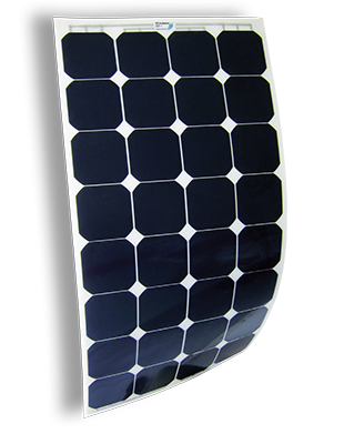 Solbian SP Series - flexible solar panels