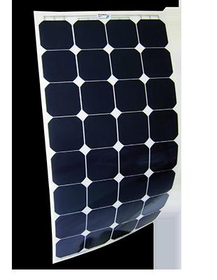 Solbian SP Series - flexible solar panels