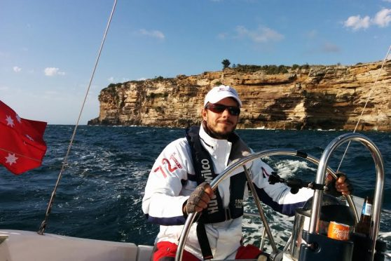 electric boating and the environment -Steven Mullie